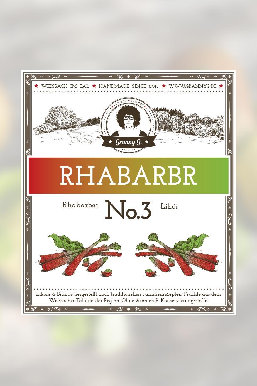 Rhabarbr No.3