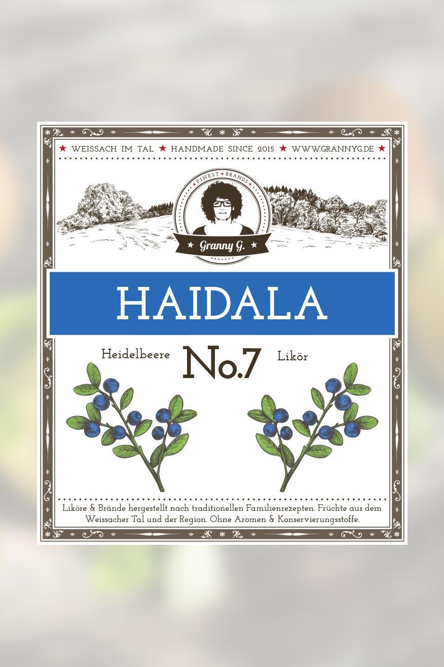 Haidala No.7