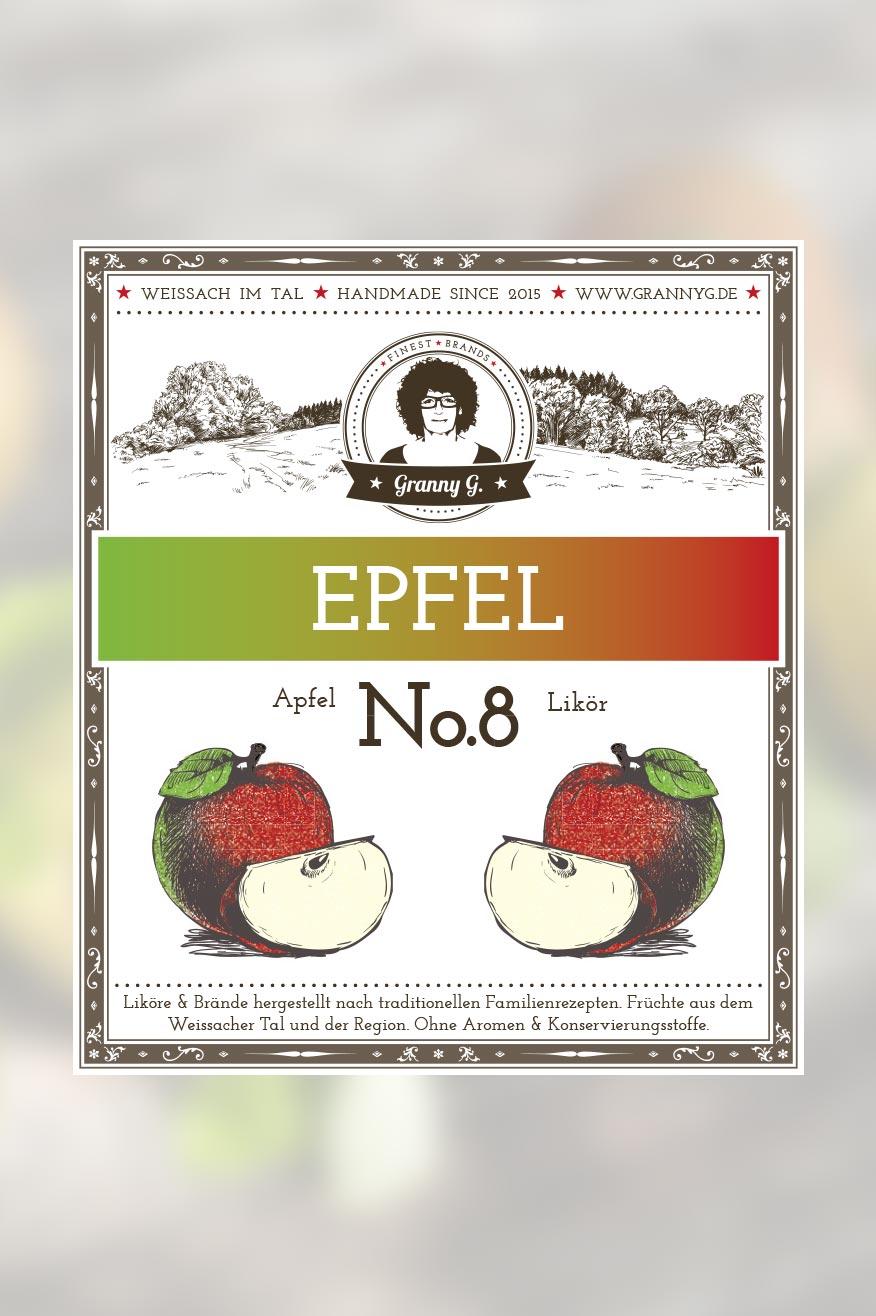 Epfel No.8