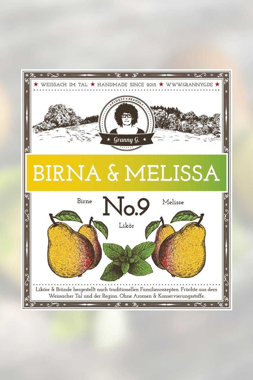 Birna & Melissa No.9